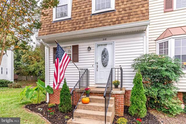216 Fairfield Drive, WARRENTON, VA 20186 (#VAFQ167838) :: A Magnolia Home Team