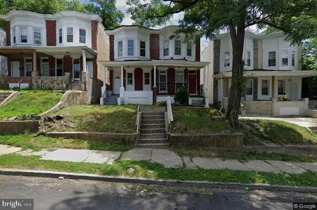 2423 Denison Street, BALTIMORE, MD 21216 (#MDBA528514) :: Dart Homes