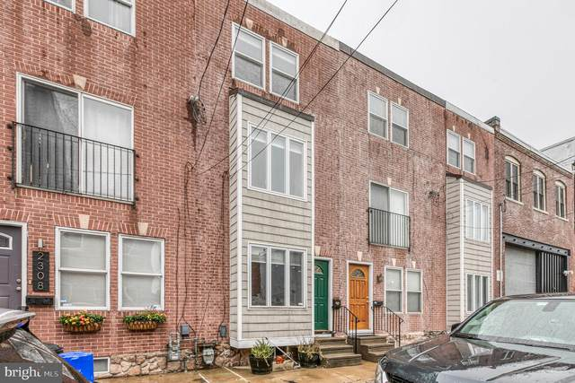 2310 E Cabot Street, PHILADELPHIA, PA 19125 (#PAPH946924) :: REMAX Horizons