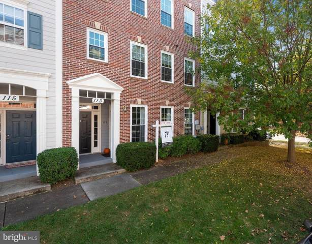113 Chevy Chase Street, GAITHERSBURG, MD 20878 (#MDMC730964) :: The Redux Group