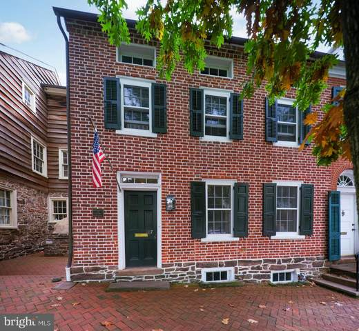 107 S Court Street, NEWTOWN, PA 18940 (#PABU509752) :: V Sells & Associates | Keller Williams Integrity
