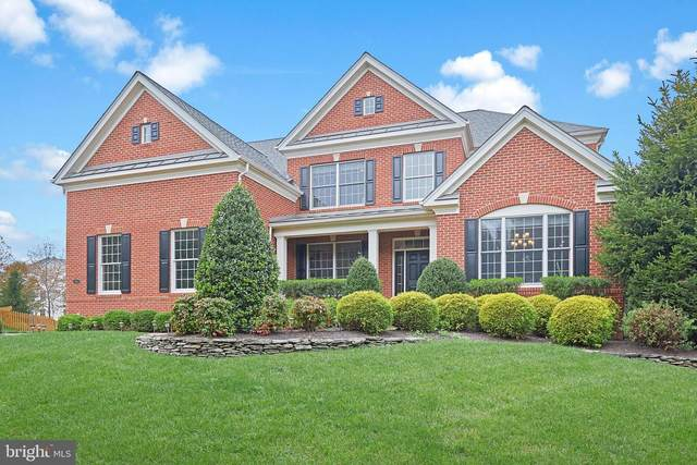 5408 Fishers Hill Way, HAYMARKET, VA 20169 (#VAPW507526) :: Jacobs & Co. Real Estate