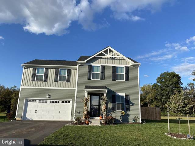 142 Switchgrass Court, BUNKER HILL, WV 25413 (#WVBE181304) :: The Piano Home Group