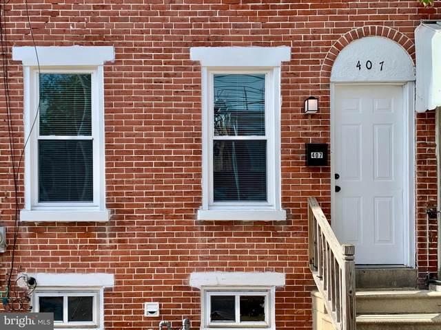 407 S Van Buren Street, WILMINGTON, DE 19805 (#DENC511602) :: Dawn Wolf Team