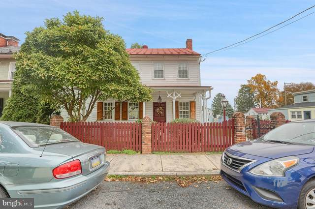46 N King Street, ANNVILLE, PA 17003 (#PALN116384) :: The Heather Neidlinger Team With Berkshire Hathaway HomeServices Homesale Realty