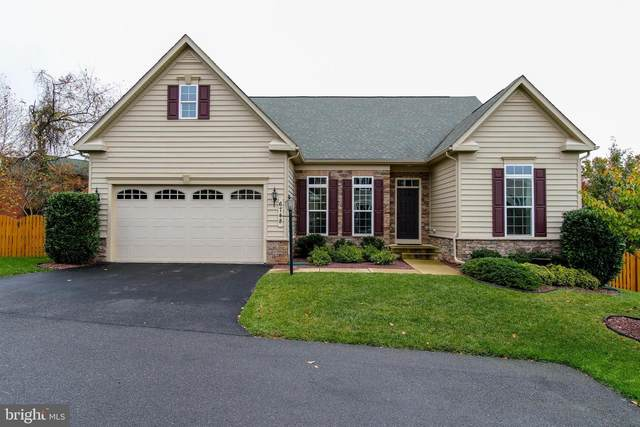 6748 Woodridge Road, NEW MARKET, MD 21774 (#MDFR272594) :: The Piano Home Group