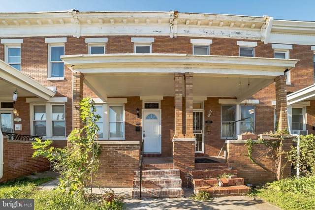 2815 Lake Avenue, BALTIMORE, MD 21213 (#MDBA528542) :: CENTURY 21 Core Partners