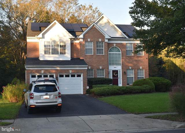 14816 Dunleigh Drive, BOWIE, MD 20721 (#MDPG585214) :: The Poliansky Group