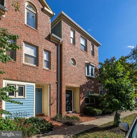 1125-A N Stuart Street, ARLINGTON, VA 22201 (#VAAR171682) :: The Redux Group