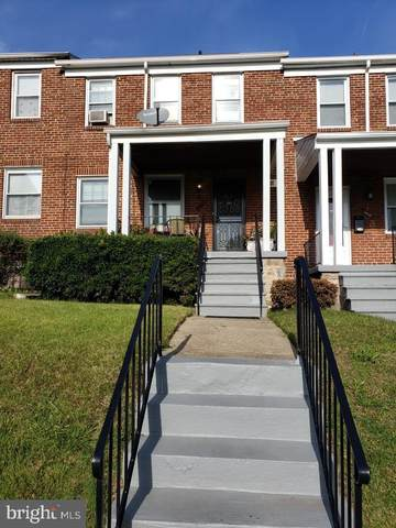 2616 Erdman Avenue, BALTIMORE, MD 21213 (#MDBA528546) :: SURE Sales Group