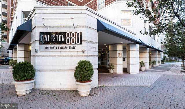 880 N Pollard Street #306, ARLINGTON, VA 22203 (#VAAR171688) :: Arlington Realty, Inc.
