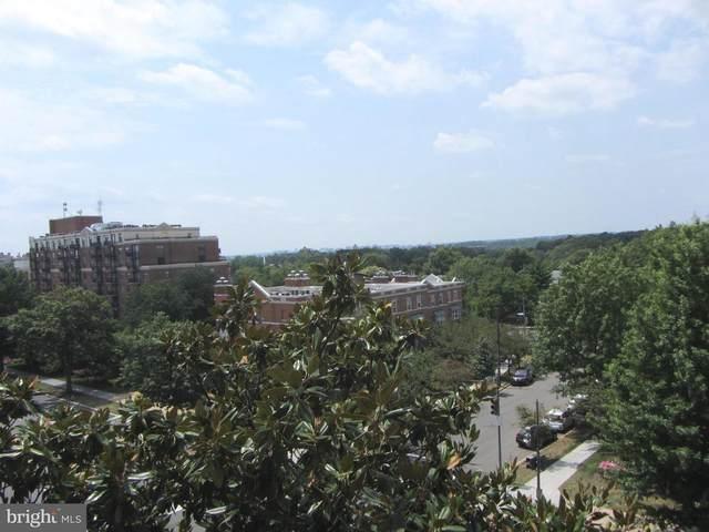 3601 Wisconsin Avenue NW #503, WASHINGTON, DC 20016 (#DCDC492940) :: Coleman & Associates