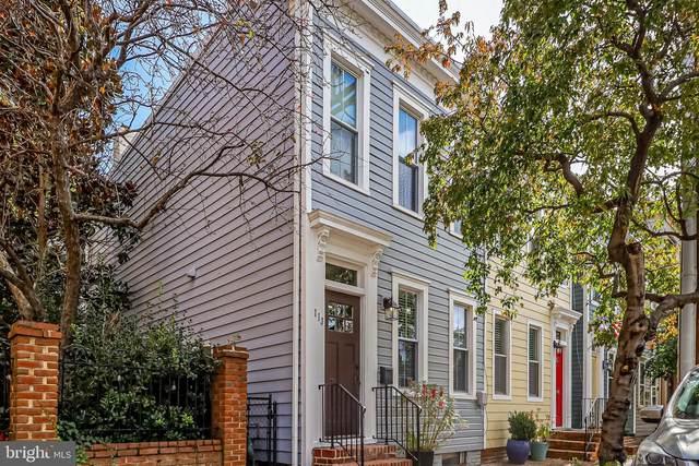113 N Payne Street, ALEXANDRIA, VA 22314 (#VAAX252436) :: SURE Sales Group