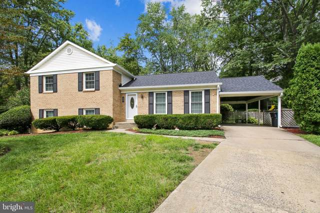 8506 Bromley Court, ANNANDALE, VA 22003 (#VAFX1162714) :: Bruce & Tanya and Associates