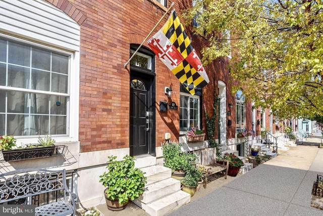 612 S East Avenue, BALTIMORE, MD 21224 (#MDBA528556) :: New Home Team of Maryland