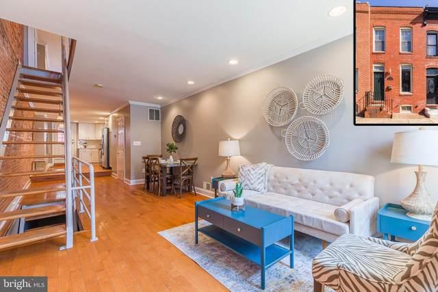 1111 Baylis Street, BALTIMORE, MD 21224 (#MDBA528558) :: Revol Real Estate