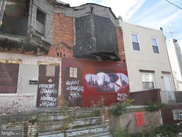 1432 S Allison Street, PHILADELPHIA, PA 19143 (#PAPH947044) :: LoCoMusings