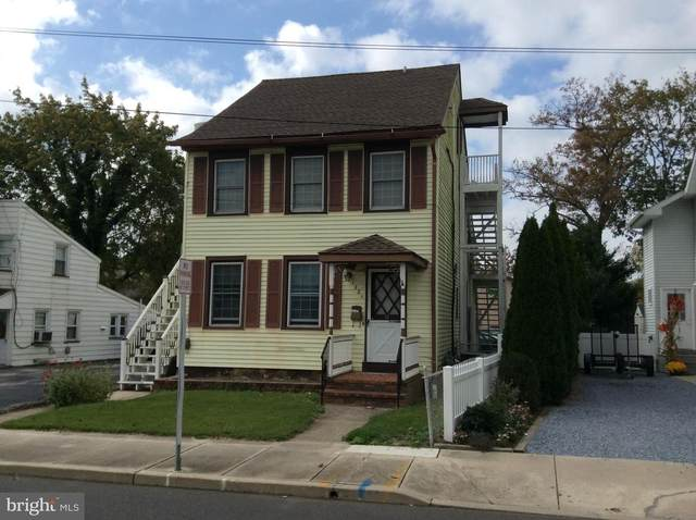 122 Spring Garden Street, WOODSTOWN, NJ 08098 (#NJSA139804) :: Scott Kompa Group