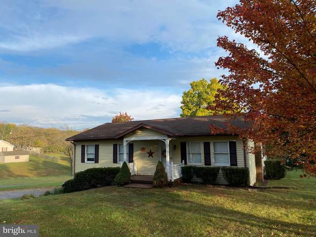 4 Pious Ridge Road, BERKELEY SPRINGS, WV 25411 (#WVMO117640) :: Hill Crest Realty