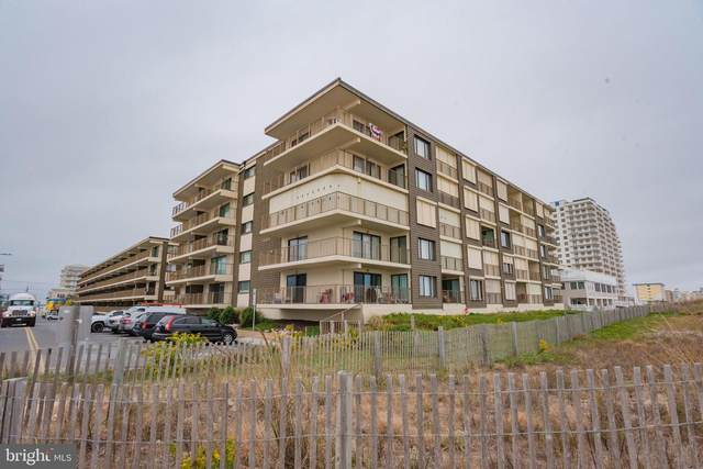 2 46TH Street #30701, OCEAN CITY, MD 21842 (#MDWO117818) :: CoastLine Realty