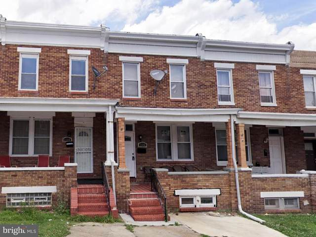 3226 Kenyon Avenue, BALTIMORE, MD 21213 (#MDBA528566) :: SURE Sales Group