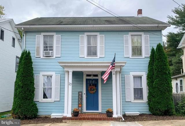 27 High Street, BOILING SPRINGS, PA 17007 (#PACB129096) :: Liz Hamberger Real Estate Team of KW Keystone Realty