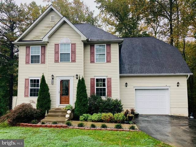 435 Land Or Drive, RUTHER GLEN, VA 22546 (#VACV123062) :: Better Homes Realty Signature Properties