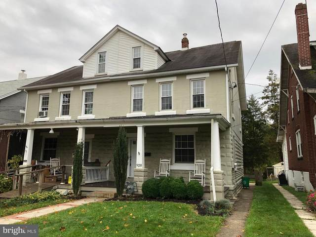 928 Walnut Street, ROYERSFORD, PA 19468 (#PAMC668092) :: BayShore Group of Northrop Realty