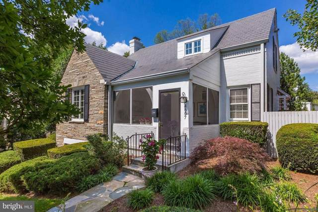 4607 Overbrook Road, BETHESDA, MD 20816 (#MDMC731064) :: Revol Real Estate