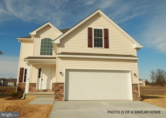 179 Ninebark Drive Lot204, CAMDEN WYOMING, DE 19934 (#DEKT242954) :: Keller Williams Realty - Matt Fetick Team