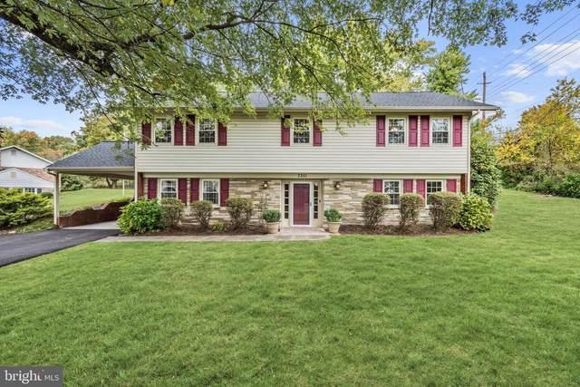 7301 Miller Fall Road, ROCKVILLE, MD 20855 (#MDMC731068) :: Revol Real Estate