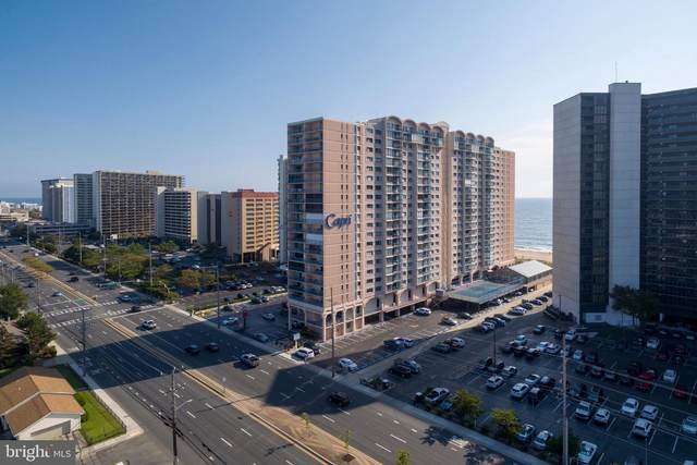 11000 Coastal Highway #1101, OCEAN CITY, MD 21842 (#MDWO117826) :: CoastLine Realty