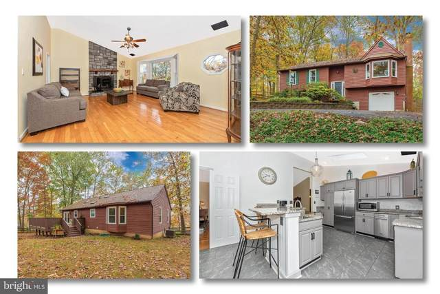 6805 Woods Court, NEW MARKET, MD 21774 (#MDFR272636) :: Blackwell Real Estate