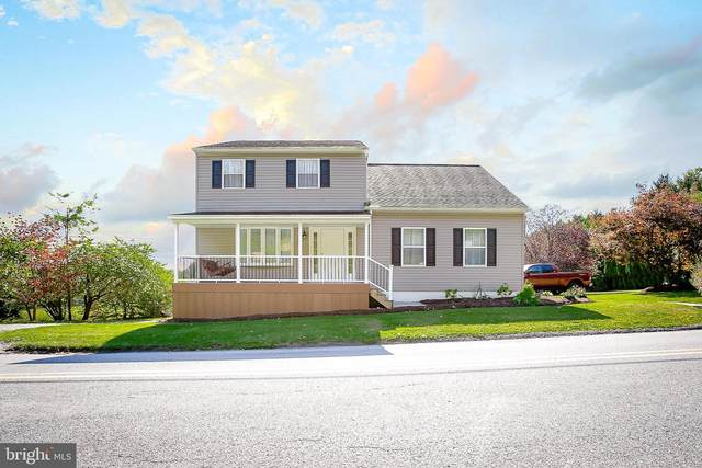 212 Oley Road, FLEETWOOD, PA 19522 (#PABK365936) :: Tessier Real Estate