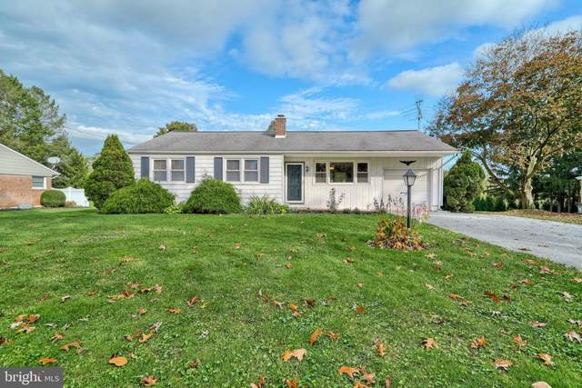 2825 Iron Stone Hill Road, YORK, PA 17403 (#PAYK147768) :: The Jim Powers Team