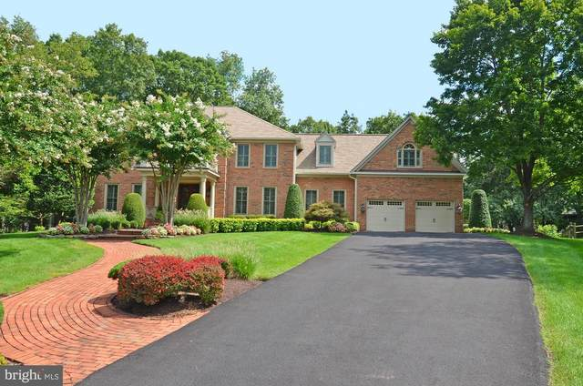 6503 Marston Cluster, CENTREVILLE, VA 20120 (#VAFX1162766) :: The Maryland Group of Long & Foster Real Estate