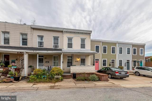 3856 Quarry Avenue, BALTIMORE, MD 21211 (#MDBA528590) :: The Redux Group