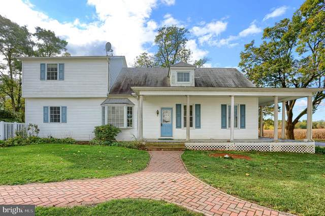 601 S Middlesex Road, CARLISLE, PA 17015 (#PACB129106) :: TeamPete Realty Services, Inc