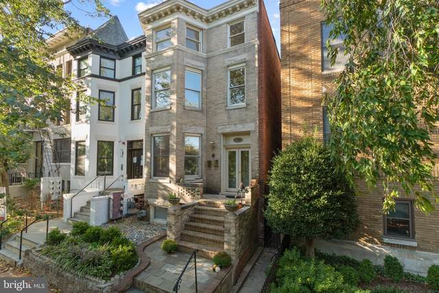 1745 T Street NW, WASHINGTON, DC 20009 (#DCDC493024) :: The Maryland Group of Long & Foster Real Estate