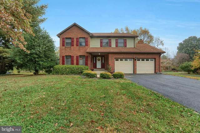 4117 Spring View Drive, JEFFERSON, MD 21755 (#MDFR272644) :: Pearson Smith Realty