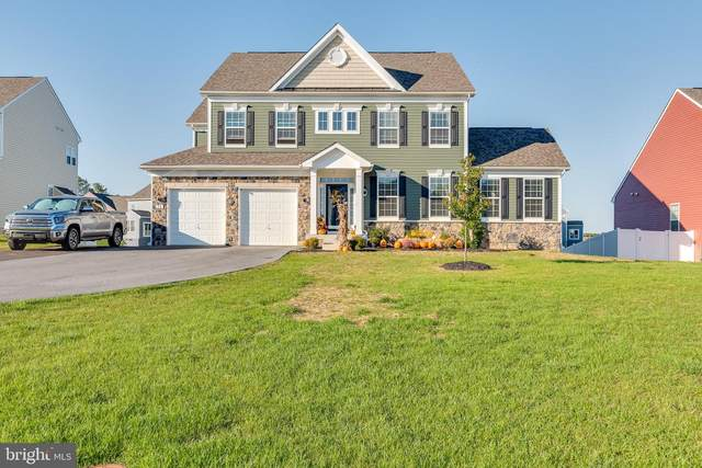 90 Bluebells, CHARLES TOWN, WV 25414 (#WVJF140532) :: Bob Lucido Team of Keller Williams Integrity