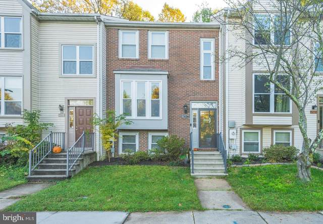 7926 Rustling Bark Court, ELLICOTT CITY, MD 21043 (#MDHW286842) :: ExecuHome Realty