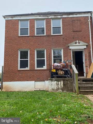 3314 Dorithan Road, BALTIMORE, MD 21215 (#MDBA528604) :: Blackwell Real Estate