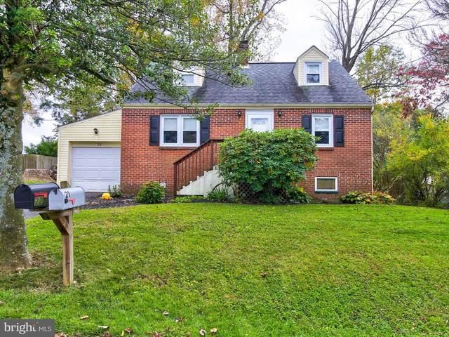 22 Langoma Avenue, ELVERSON, PA 19520 (#PACT519306) :: Tessier Real Estate