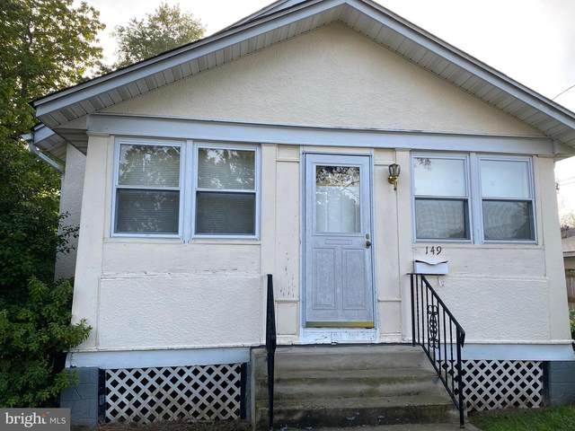 149 S Lawrence Street, BRIDGETON, NJ 08302 (#NJCB129574) :: Certificate Homes