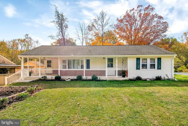 7037 Blue Mountain Road, THURMONT, MD 21788 (#MDFR272648) :: ExecuHome Realty