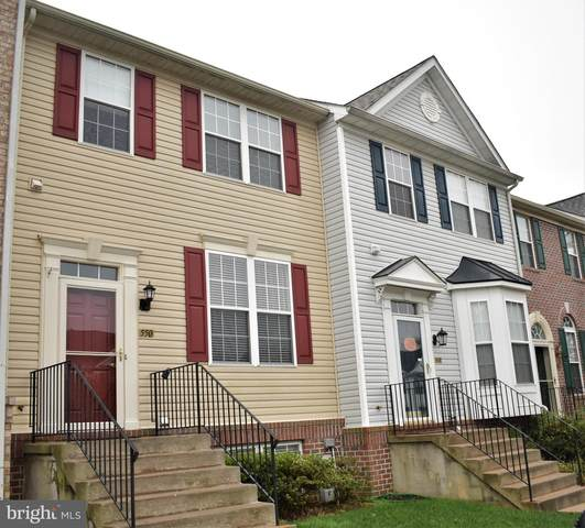 550 Kirkcaldy Way, ABINGDON, MD 21009 (#MDHR253212) :: The Dailey Group