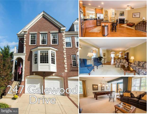 247 Galewood Drive, EDGEWATER, MD 21037 (#MDAA450480) :: Century 21 Dale Realty Co
