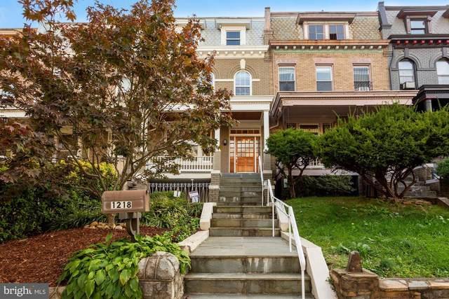 1218 Fairmont Street NW, WASHINGTON, DC 20009 (#DCDC493048) :: The Bob & Ronna Group
