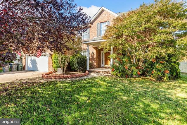 101 Van Gogh Terrace, WINCHESTER, VA 22602 (#VAFV160428) :: The Redux Group